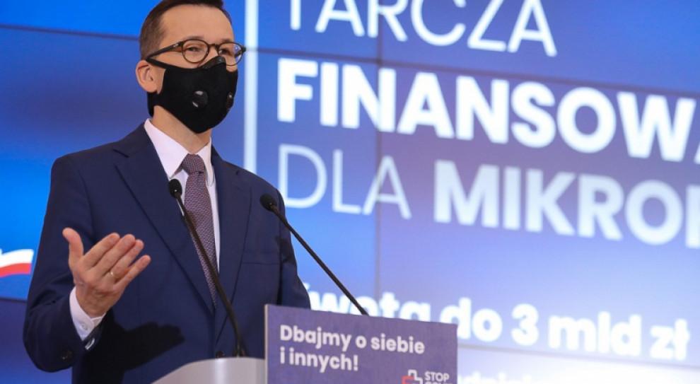 Premier: Tarcza Finansowa 2.0 to gwarancja wsparcia dla polskich przedsiębiorców