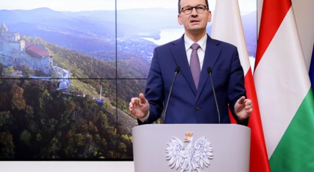 Premier: Namawiamy do zawarcia porozumienia z Wielką Brytanią ws. brexitu