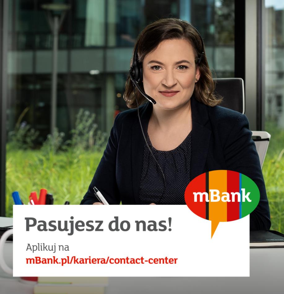 To Ania (fot. mBank)