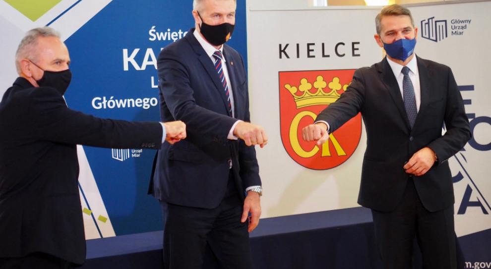W Kielcach powstanie Świętokrzyski Kampus Laboratoryjny Głównego Urzędu Miar