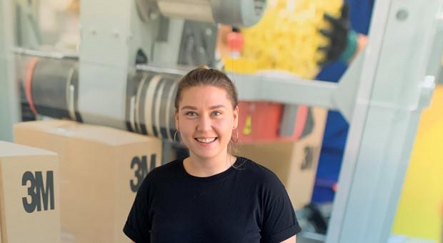 Natalia Sidor, specjalistka ds. BHP i Ochrony Środowiska w 3M