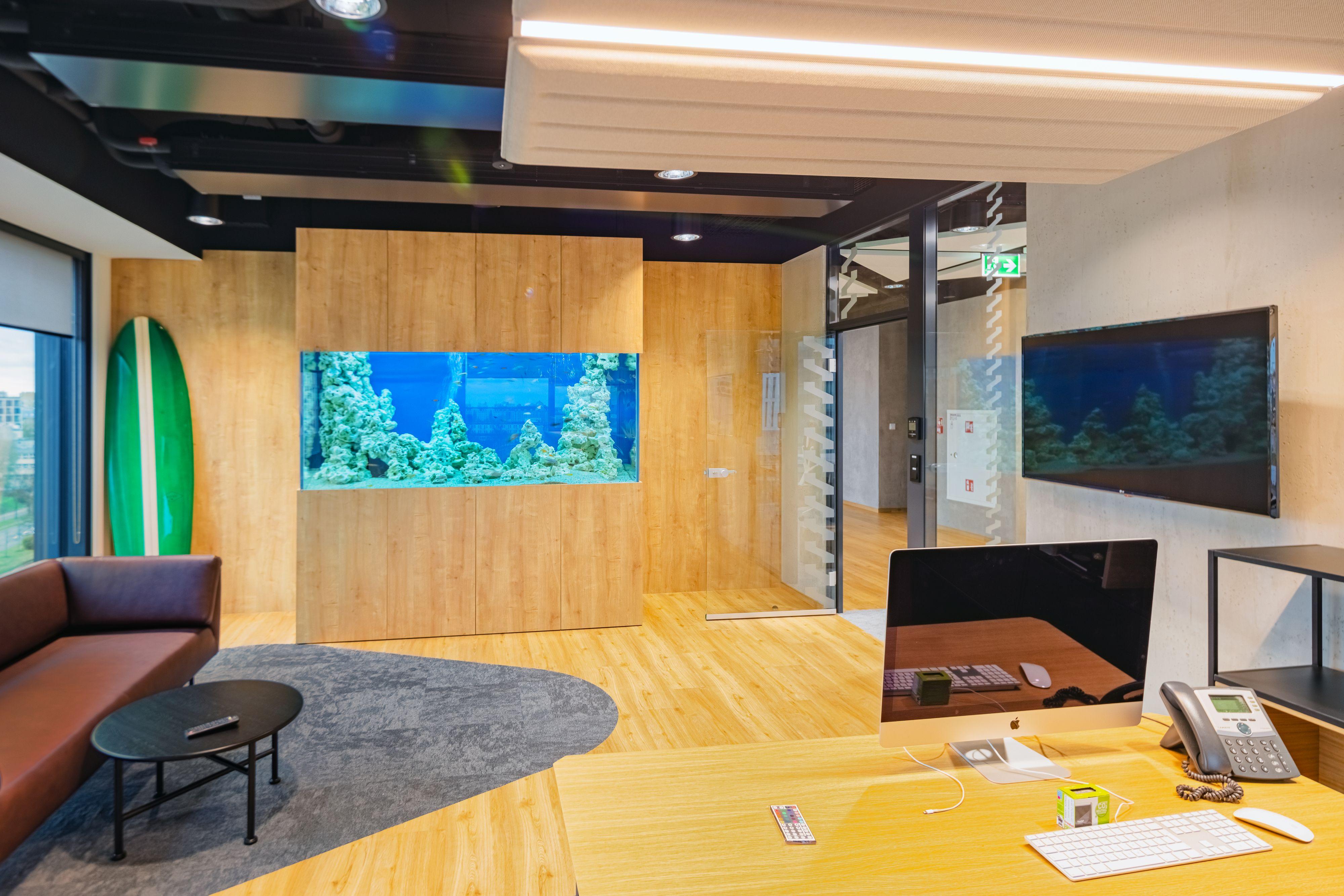Biuro Diverse CG jest zaprojektowane w stylu elastycznym (Fot. mat. pras.)