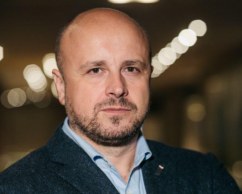 Krzysztof Inglot (fot. mat. pras.)