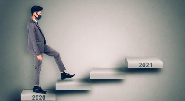 Co przyniesie 2021? Najczęściej wymieniane elastyczność i cyfryzacja