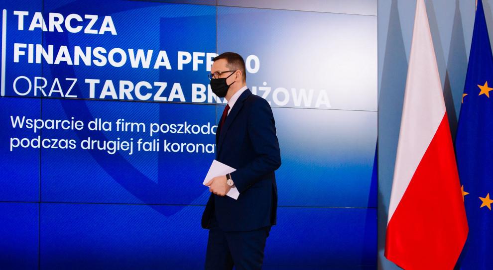 Komisja Europejska zgodziła się na Tarczę Finansową PFR 2.0