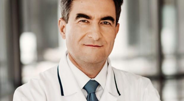 Dr Michał Chudzik awansuje w Medicover Polska