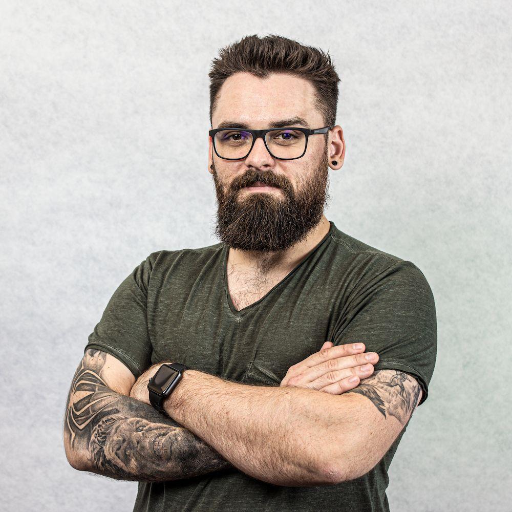 Krzysztof Syrek (fot. materiały prasowe)