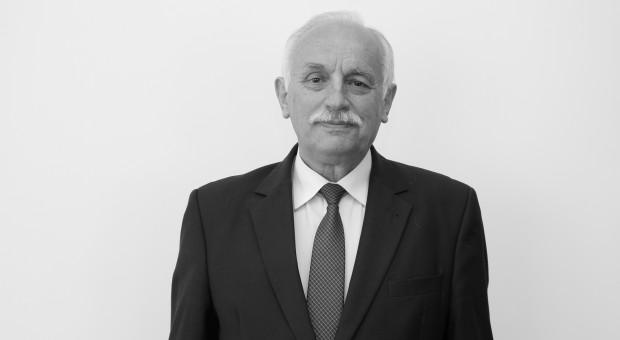 Zmarł główny inspektor pracy Andrzej Kwaliński