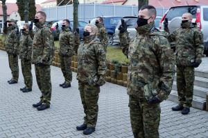Podkarpackie: 15 nowych strażników granicznych