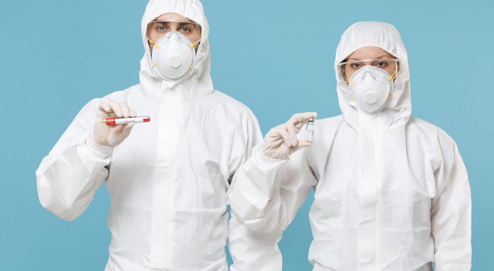 Niedzielski: Prawdopodobnie do końca lutego wszyscy chętni medycy będą po zczepieniach