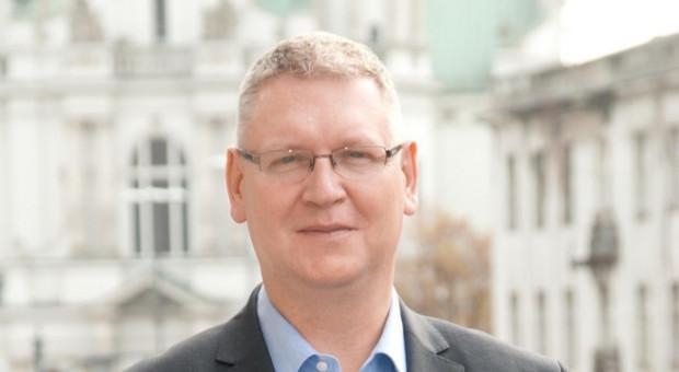 Marek Makuch, dyrektor zarządzający pionem kapitału ludzkiego w Poczcie Polskiej