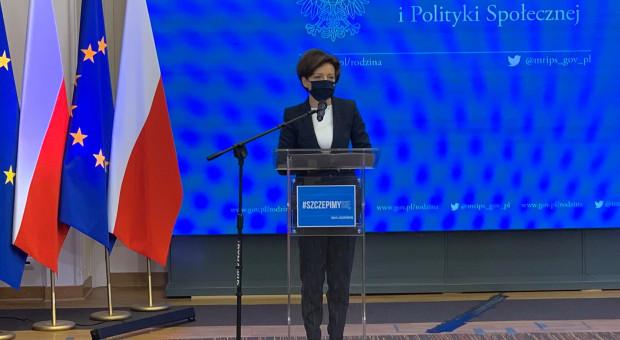 Marlena Maląg: na ratowanie miejsc pracy trafiło ponad 173 mld zł