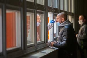Żołnierze WOT pobrali prawie 3 tys. wymazów od nauczycieli