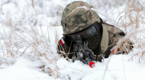 Blisko 90 ochotników WOT złożyło przysięgę wojskową