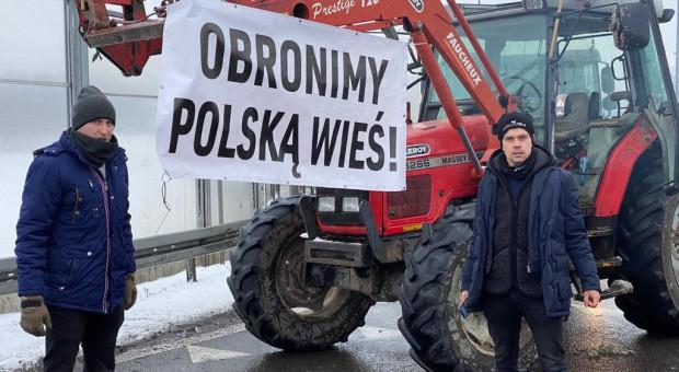 """Rolnicy protestują. """"Zamknięta gospodarka wpływa na rolnictwo"""""""
