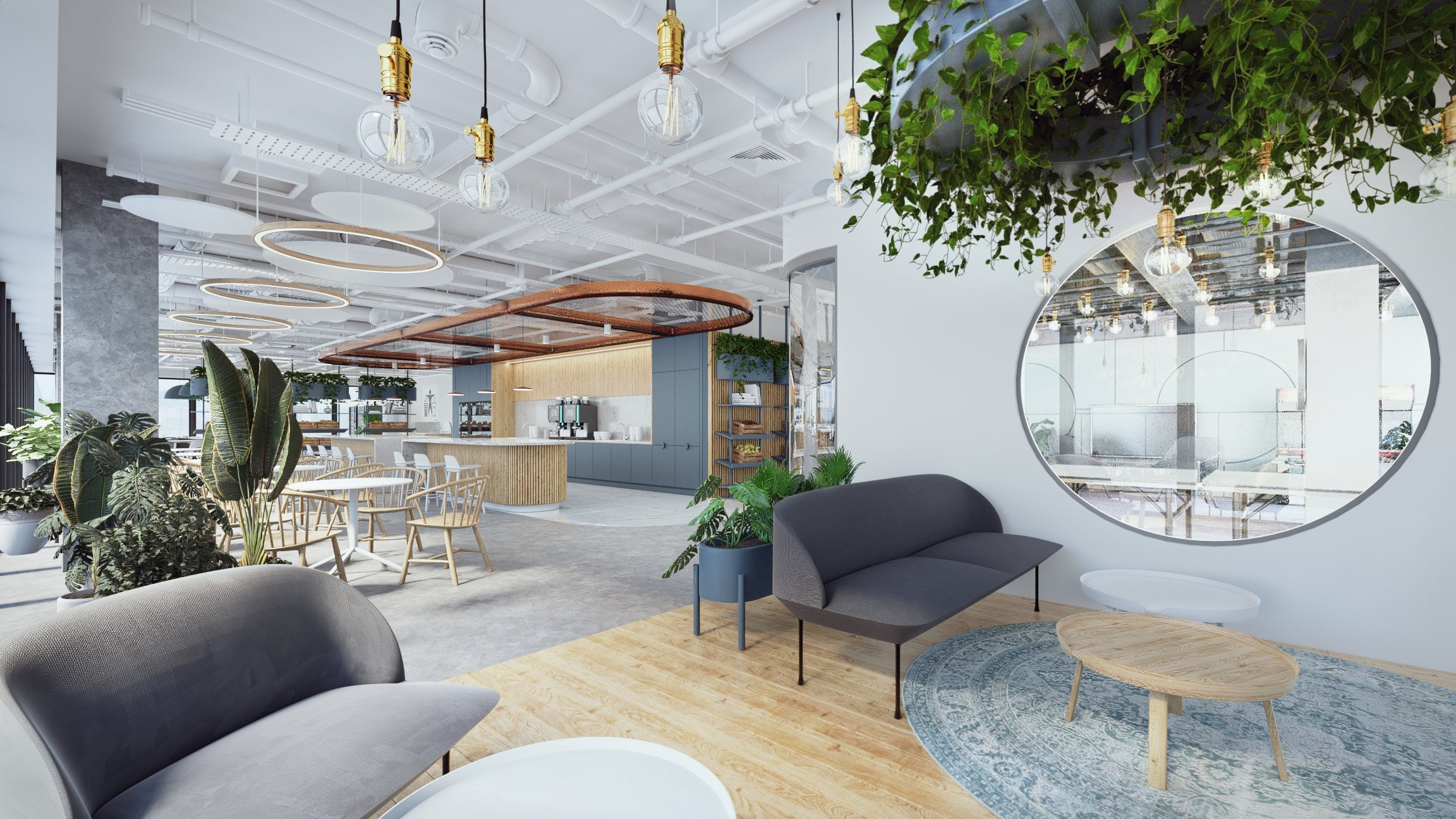 Allegro przeniesie się do centrum Poznania, gdzie wynajmie 10 pięter w kompleksie biurowym Nowy Rynek (Fot. Mat. pras.)