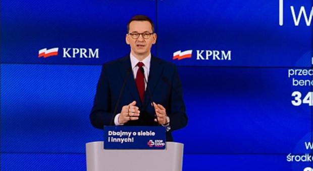 Premier: Będziemy myśleć o kolejnych instrumentach pomocy dla branż