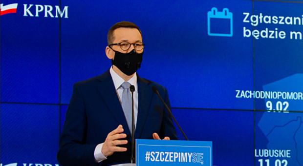 Premier: Tarcza PFR 2.0 nadzieją na szybki powrót do wzrostu po pandemii