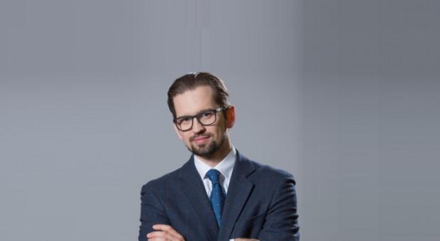 Mateusz Radecki powołany na wiceprezesa PERN