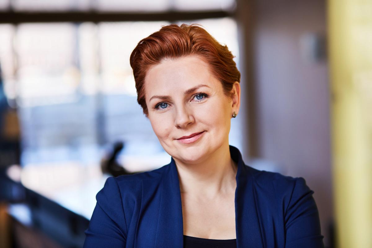 Edyta Goryszewska-Szumska, dyrektor Działu HR w MyBenefit. (Fot. mat. pras.)