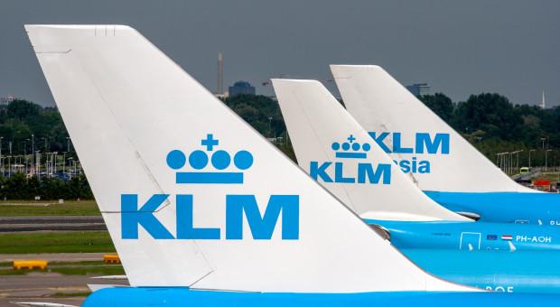Linie lotnicze KLM zwolnią kolejne 1000 pracowników