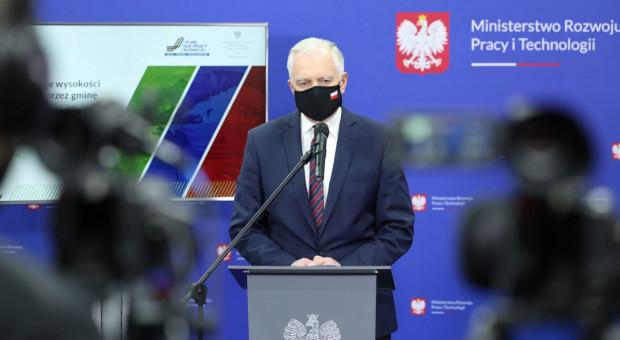 Gowin: Nie ma podstaw utrzymania zamrożenia handlu po 31 stycznia