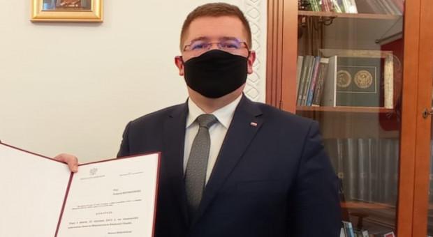 Tomasz Rzymkowski wiceministrem w Ministerstwie Edukacji i Nauki