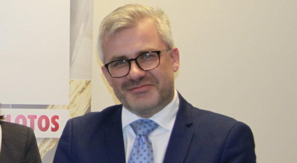 Krzysztof Nowicki nowym wiceprezesem Grupy Lotos