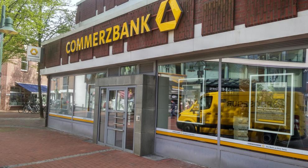 Commerzbank zwolni 10 tys. osób