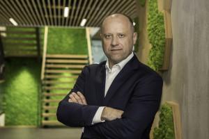 Marcin Hutyra wiceprezesem w Skanska w Europie Środkowej