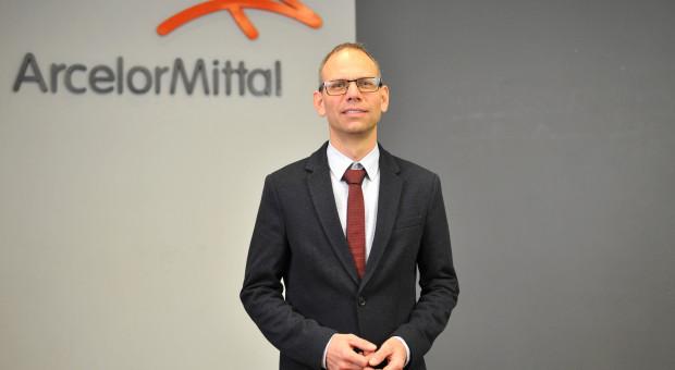 Frederik Van De Velde awansuje w ArcelorMittal Poland