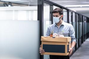 Podczas pandemii liczba bezrobotnych wzrosła o ponad 1/5