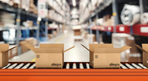Allegro buduje centrum logistyczne. Zatrudni 1200 osób