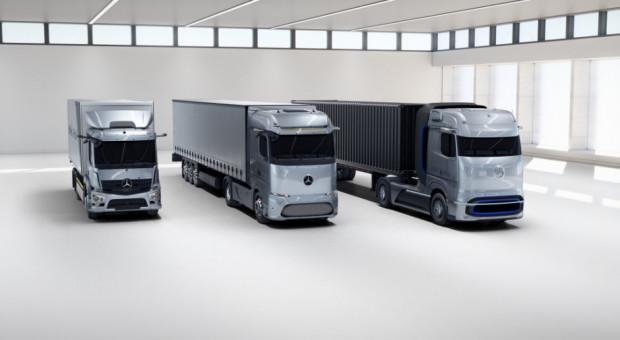 Daimler wydziela ciężarówki i wraca do Mercedesa