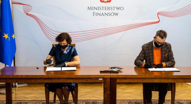 MF i SGH zawarły umowę o współpracy