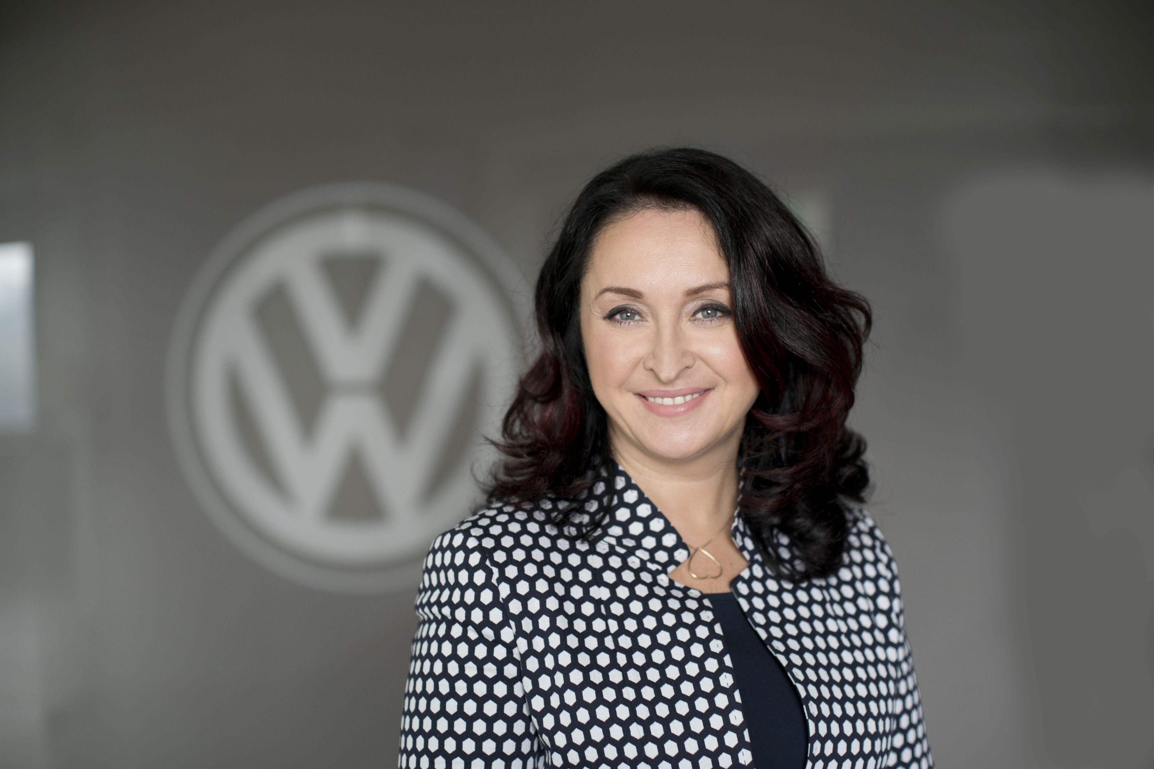 Jolanta Musielak, członek zarządu ds. personalnych, Volkswagen Poznań (Fot. mat. pras.)