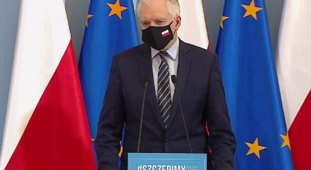 Gowin: Pomoc państwa dla firm przekroczy 200 mld zł