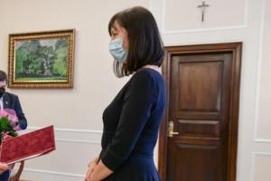 Katarzyna Łażewska-Hrycko Głównym Inspektorem Pracy