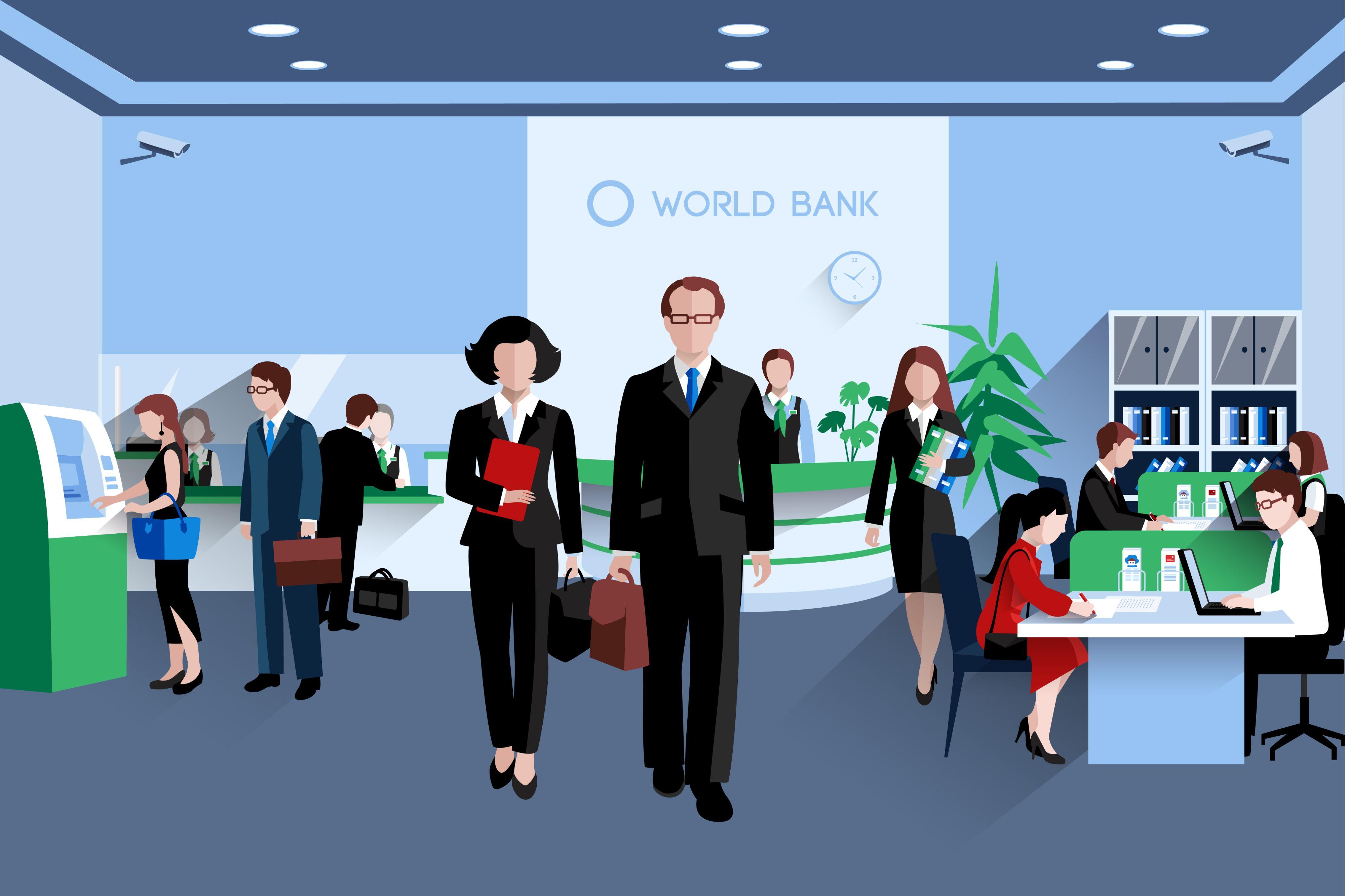 Sektor bankowy obawia się skutków globalnego kryzysu oraz kłopotów finansowych swoich klientów (Fot. Shutterstock)