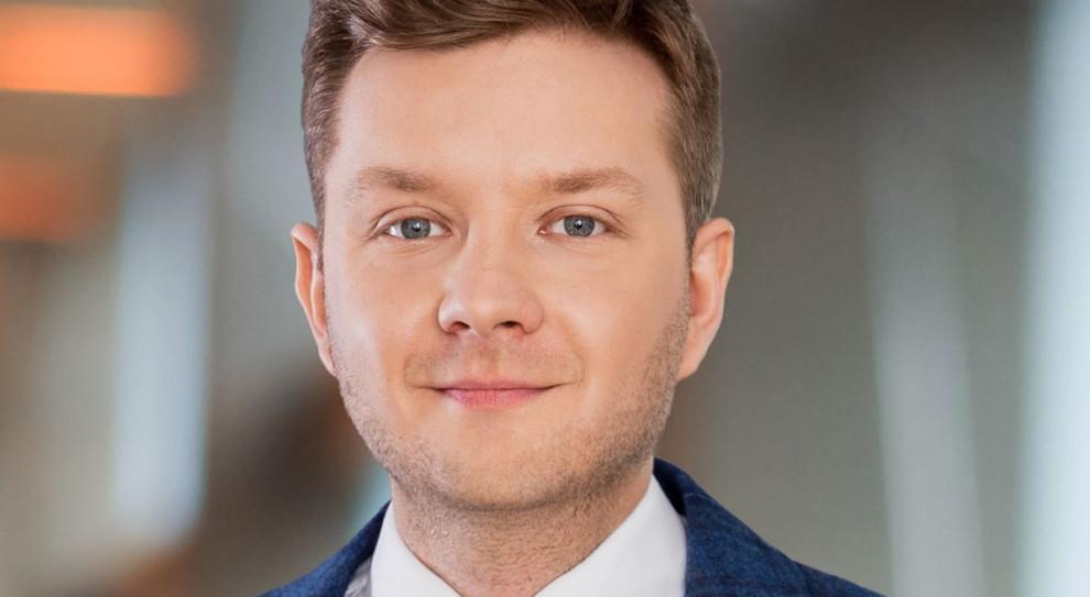 Kamil Jankowski dołącza do Gi Group