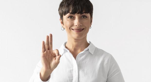 ZUS uruchomił e-wizyty w języku migowym