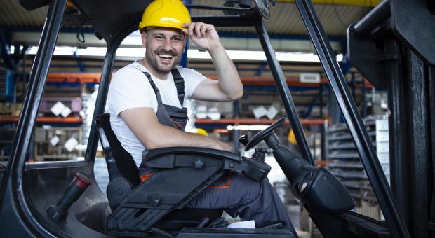 Operatorzy wózków widłowych potrzebni jak nigdy wcześniej