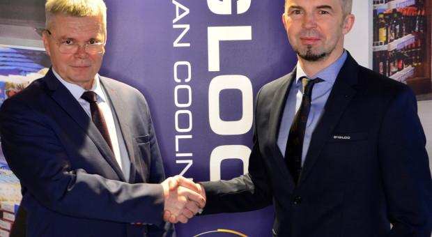 Tomasz Młynarski na czele Igloo