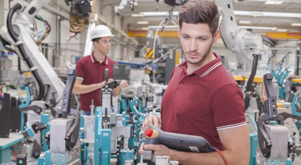 Produkcja coraz mniej zatrudnia. Tak słabego wyniku nie było od 9 lat