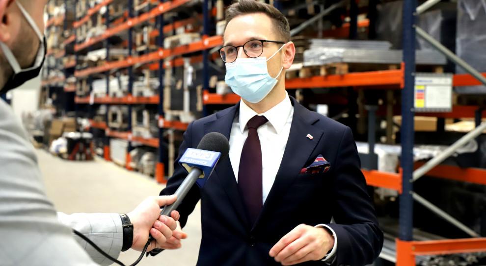 Buda: Pomoc udzielona przedsiębiorcom przez Polskę jedną z największych w Europie