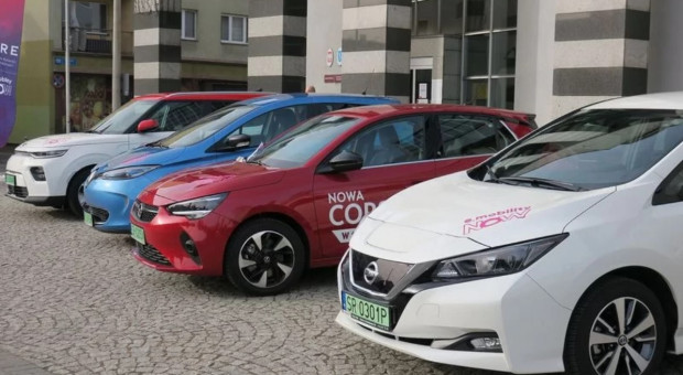 Urzędnicy będą testowali auta elektryczne