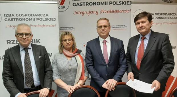Izba Gospodarcza Gastronomii Polskiej pozwie Skarb Państwa