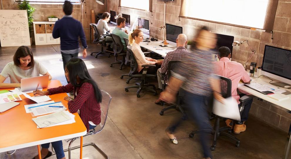 Elastyczne biura doskonale wpisują się w obecne potrzeby firm IT (Fot. Shutterstock)