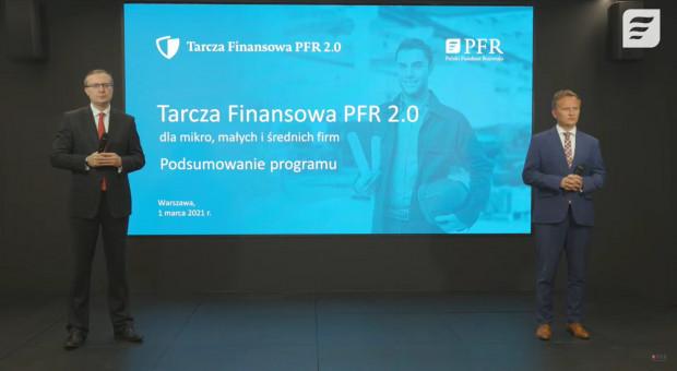 Borys: Wypłaty w ramach Tarczy PFR 2.0 wyniosą ok. 7 mld zł