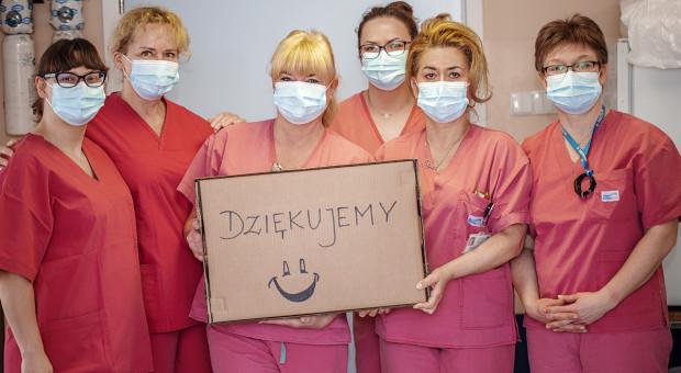 Ponad 9 milionów złotych na walkę z COVID-19. Gdańska firma podsumowała akcję